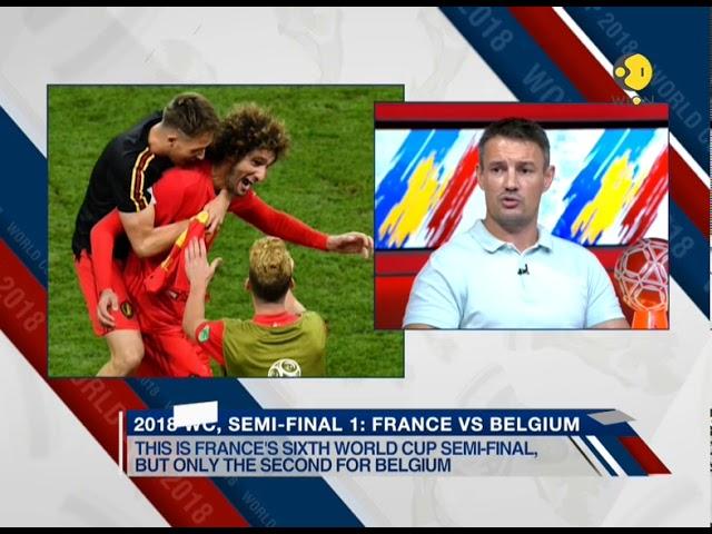 Theatre of Dreams: France vs Belgium in gen-defining S/F