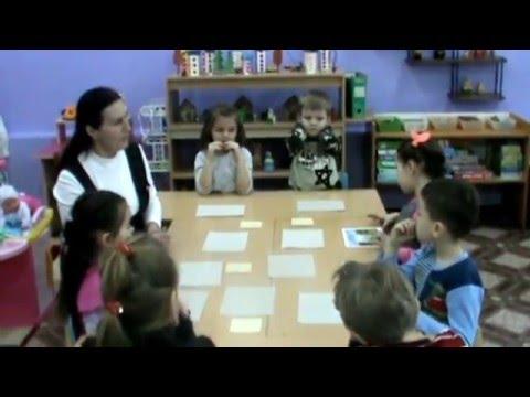 Развитие речи в старшей группе