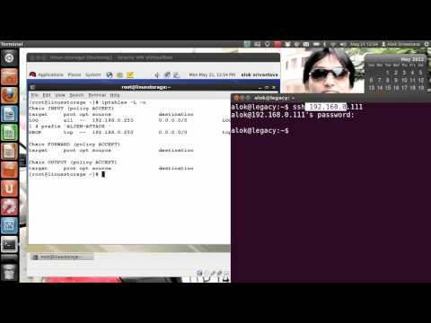 Log & Block Ports Using IPTables - Online Linux Tutorials At Networknuts