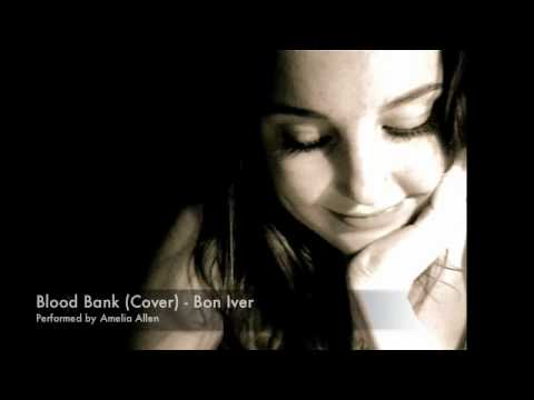 Blood Bank (Cover) - Amelia Allen