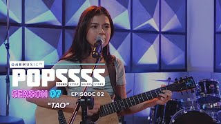POPSSSS Song Hits: Tao by Maris Racal | One Music POPSSSS S07E02