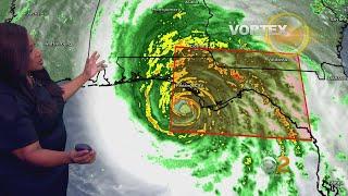 Tracking Hurricane Michael: 10/10 Noon Update
