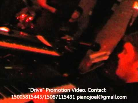 Greg Carroll band in China