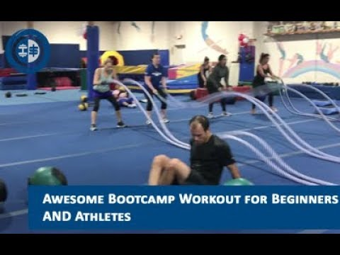 Awesome Bootcamp Workout Ideas For Beginners AND Athletes