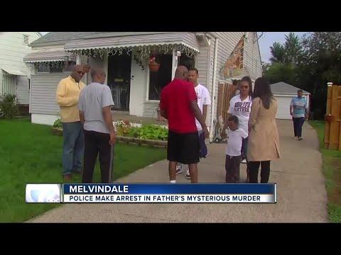 Melvindale police make arrest in man's mysterious murder
