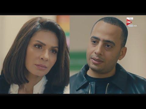 أحمد لأخته رحاب : يعني إنتي اللي قايمة من علي سجادة الصلاة 😮 مسلسل أبو جبل