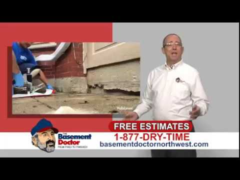 Cracked Settled Uneven Concrete Repair Polylevel Basement - Basement doctor