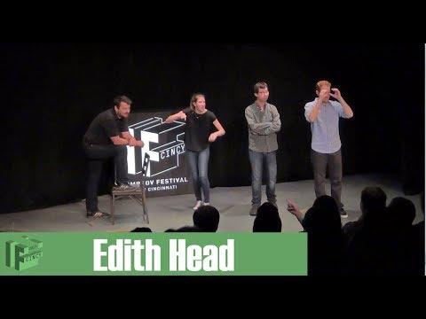 Edith Head - IF Cincy 2017