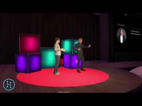 Blockchain in VR with Philip Rosedale and Fred Ehrsam