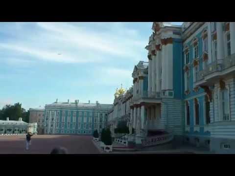 Puškin, Palazzo d'estate di Caterina -  Екатерининский дворец
