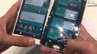 نظام التتش وززالجديد على النوت4 -Note 4 new Touch Wiz