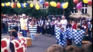 Im Land der Blaukarierten, Sommerfest 1993 der Cuno-Raabe-Schule in Fulda (Super-8 Film)