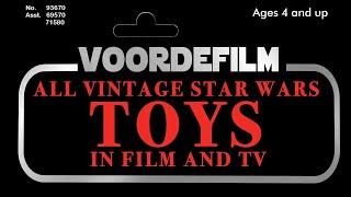 42 Hidden vintage Star Wars toys in movies