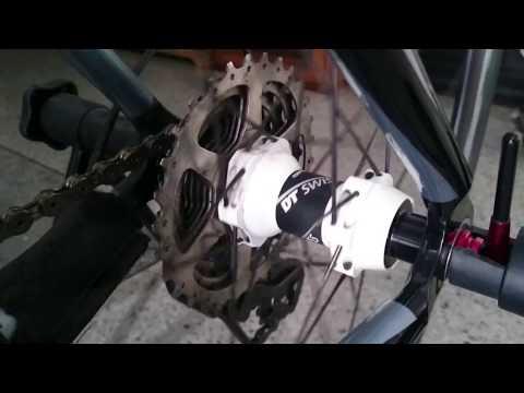DT Swiss  Carbon 55mm