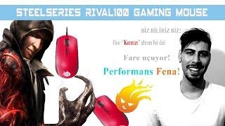 En Uygun Fiyatlı Oyuncu Faresi Steelseries RIVAL100 İnceleme - Ucuz ve Kaliteli Gaming Mouse