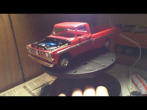 Ford Truck Month Final  71 Ford Ranger First Build Of 2019