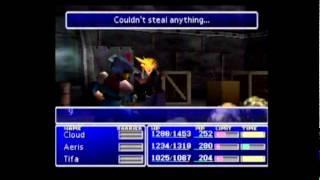 Final Fantasy VII Playthrough #042, Cargo Ship (2/3), Search for Sephiroth