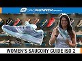 Women's Saucony Guide ISO 2 | Fit Expert Shoe Review