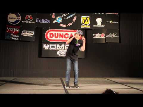 1A Prelim   Kenneth Costich - 2013 World Yo-Yo Contest