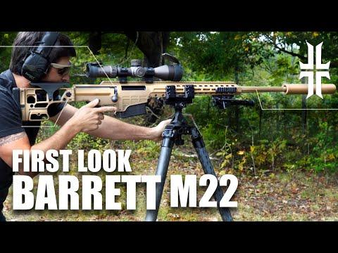NEW SOCOM Sniper Rifle | M22 Barrett