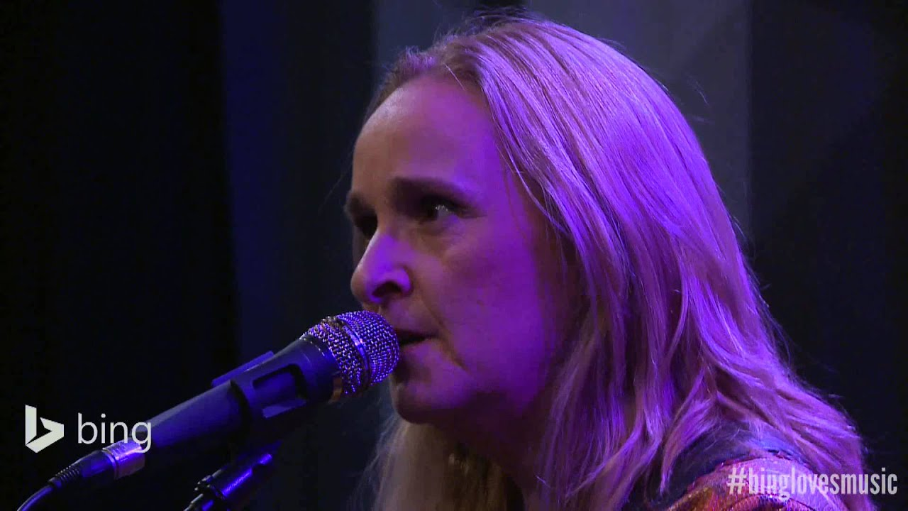 Melissa etheridge i won t be alone tonight bing lounge youtube