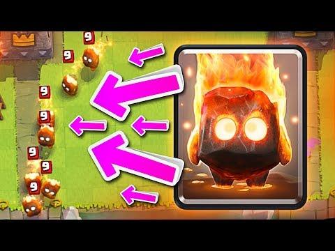 Clash Royale / Ladder troll :D