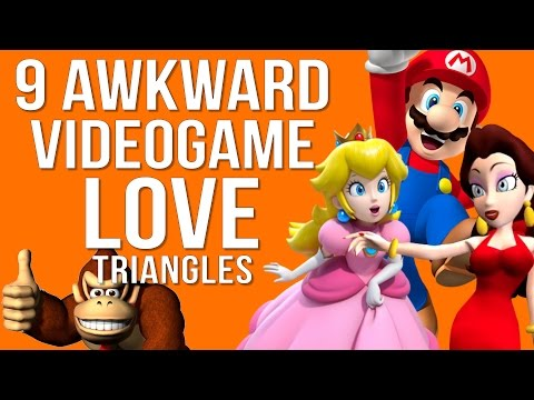 9 Most Awkward Videogame Love Triangles