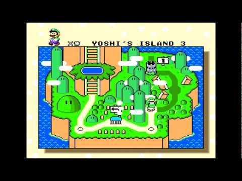 Let's Play Together Super Mario World #001 [GERMAN] Ich dachte du meinst die Fledermaus!