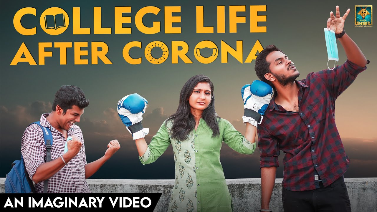 College Life after Corona | Random video | Blacksheep