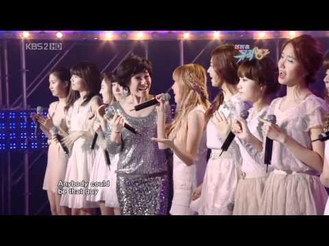HD JuHyunMi \u0026 SNSD - Dancing Queen , Feb12.2010 2/5 GIRLS' GENERATION Live 720p