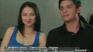 Showbiz Central:  Marian and Dingdong new discoveries
