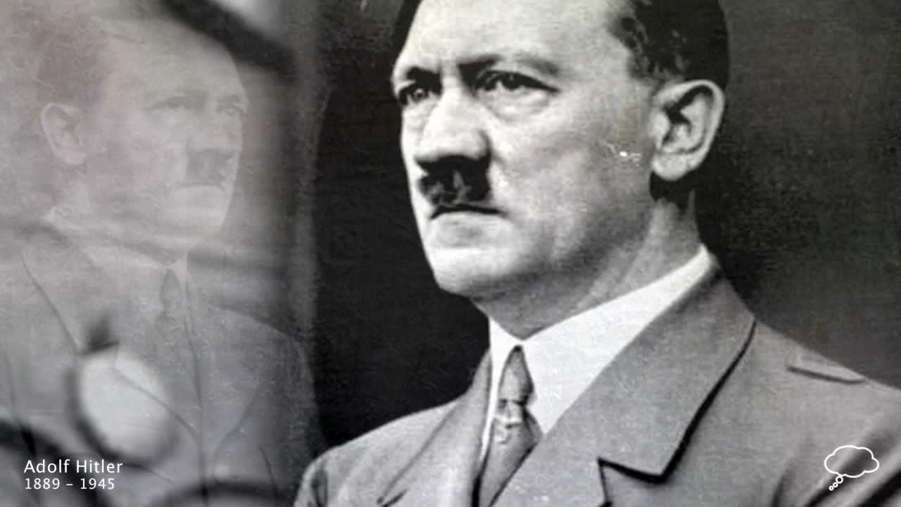 Adolf Hitler Biography - YouTube