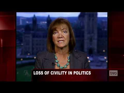 The Loss of Civility in Politics