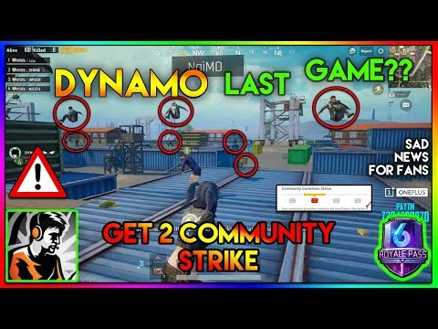 dynamo-last-game-before-get-2-community-strike-||-sad-news-for-fans-||-highlight-#39