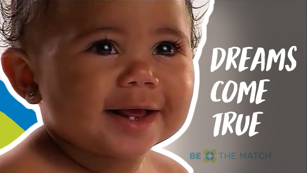 Dream Big. Donate your baby's umbilical cord blood.