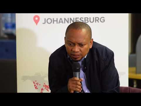 Startup grind Johannesburg hosts Venture Capitalist (Shakes Motsilili)