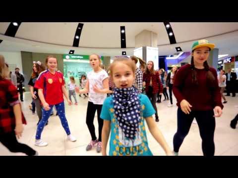 ФЛЭШМОБ МагелланТюмень l Klimov A.S Choreography