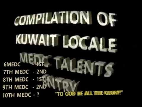 6th7th8th9th MEDC KUWAIT TALENTS COMPILATION