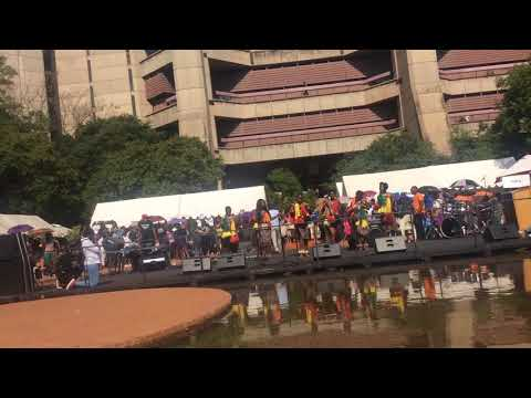 UJ International Festival Swaziland Perfomance 2017