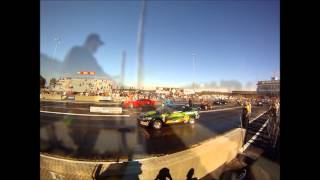 SEFB at Dragging Rights - Rockingham Dragway 11/10/12