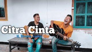 Citra Cinta (H. Rhoma Irama) Cover by Junior Dompu