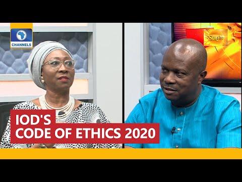 Institute Of Directors Nigeria Set To Unveil Code Of Ethics 2020