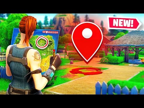 Impossible Locations In Fortnite Battle Royale! FORTNITE GEOGUESSER!