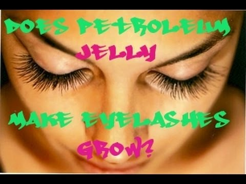 Does Petroleum Jelly Make Eyelashes Grow? from YouTube · Duration:  3 minutes 17 seconds