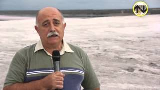 SALINAS COLORADA CHICA · JACINTO ARÁUZ · LA PAMPA