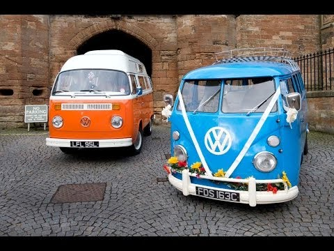 Vintage VW Campers