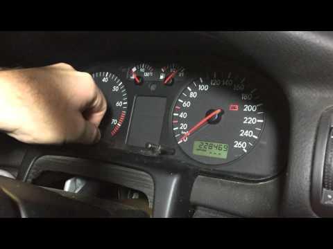 VW Passat B5 oil service reset FREE