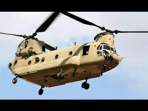 POWERFUL !!! US Military Chinook and Black hawk Military Transport Helicopters