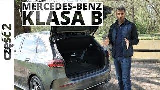 Mercedes Klasa B - niedługo będzie odczytywać myśli (techniczna część testu)