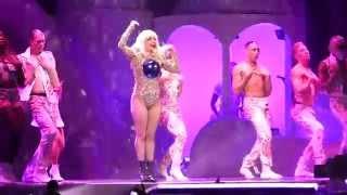 Lady Gaga - Donatella - Pittsburgh 5/8/14 - artRAVE